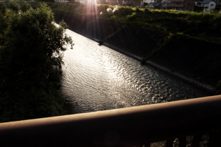 river-with-evening-sunlight-by-Raburadohl.png